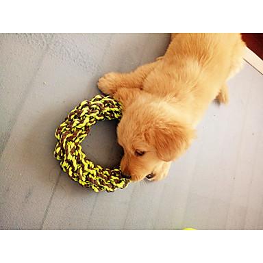 Brinquedos para roer Corda Algodão Para Brinquedo Para Cachorro