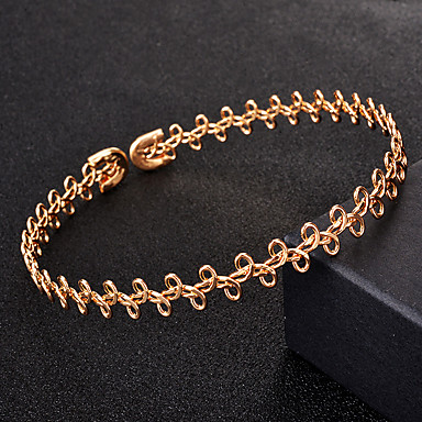 Women's Geometric Choker Necklace - Fashion, Euramerican Gold, Silver Necklace For Party, Daily