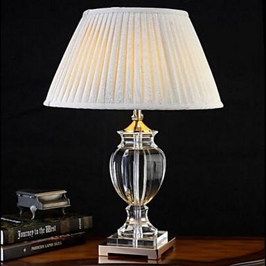 Módní a moderní Křišťál Stolní lampa Pro Křišťál 220-240V