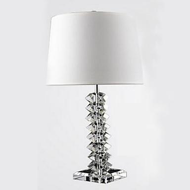 40 Moderní/Trendy Tradiční/Klasický Stolní lampa , vlastnost pro Křišťál , s Jiné Použití Stmívač Vypínač