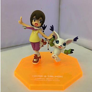 Anime Čísla akce Inspirovaný Digitální Monstrum / Digimons cosplay PVC 9cm CM Stavebnice Doll Toy Unisex