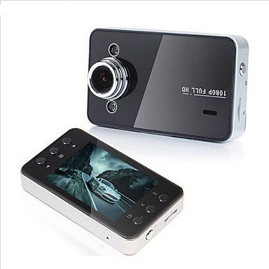 x3 1080p / Full HD 1920 x 1080 Car DVR 120 Degree Wide Angle 2.7 inch Dash Cam with HDR Car Recorder