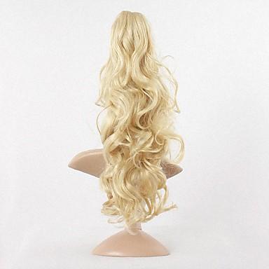 Culíky a copy Umělé vlasy Hair kus Prodlužování vlasů Vlnitá