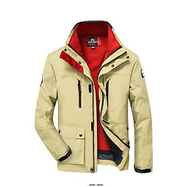 Pánské Bundy 3 v 1 Spodní prádlo pro Sněhové sporty Podzim XL XXL XXXL M-L L-XL