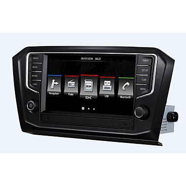 Uživatelsky přívětivý automobilový dvd přehrávač pro vw passat b8 2016-2017 kvalitní navigační systém GPS
