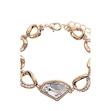 Damen Ketten- & Glieder-Armbänder Schmuck Retro Natur Modisch Handgemacht Krystall Aleación Sternenform Schmuck Für Hochzeit Party