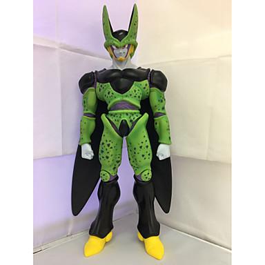 Anime Action-Figuren Inspiriert von Dragon Ball Zelle PVC 48cm CM Modell Spielzeug Puppe Spielzeug Herrn Damen