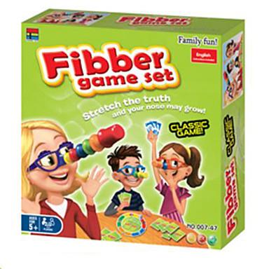 Jogo de Xadrez Brinquedos Quadrada Óculos de Proteção Plástico Peças Unisexo Dom