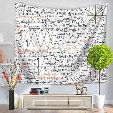 Schule / Abschluss Wand-Dekor 100% Polyester Mit Mustern / Aktiv Wandkunst, Wandteppiche Dekoration