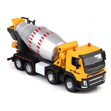 Veiculo de Construção Misturador de concreto Caminhão de carga Caminhões & Veículos de Construção Civil Carros de Brinquedo Modelo de