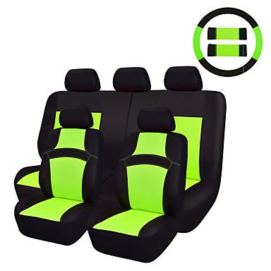 Capas para Assento Automotivo Capas de assento Rosa / Verde / Azul Tricôt Comum