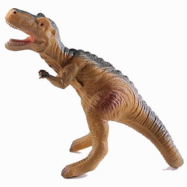Drachen & Dinosaurier Dinosaurierfiguren Jurassischer Dinosaurier Triceratops Tyrannosaurus Rex Silikon Kunststoff Kinder Geschenk