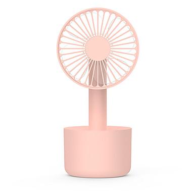 tuuletuspuhallinHandheld suunnittelu pystyssä suunnittelu Viileä ja virkistävä Kevyt ja kätevä Hiljainen ja Mute Tuulennopeus asetus USB