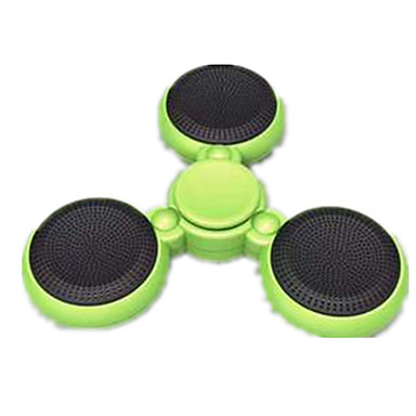 Fidget spinners hand Spinner Hračky Bluetooth reproduktor Bluetooth Zbavuje ADD, ADHD, úzkost, autismus Stres a úzkost Relief Office Desk