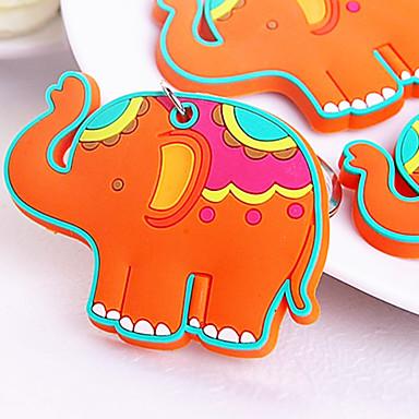 štěstí v lásce slon gumové klíčenky beter dárky ® baby narozeninové dárky