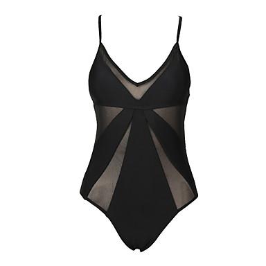 Naisten Vähentää hiertämistä Stretch Pienikitkainen Pehmeä Mukava Protective Kevyet materiaalit Chinlon Märkäpuku Uima-asut-Uinti