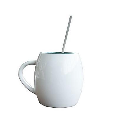 Drinnen Trinkbecher, 450 Keramik Kaffee Milch Wasserflaschen
