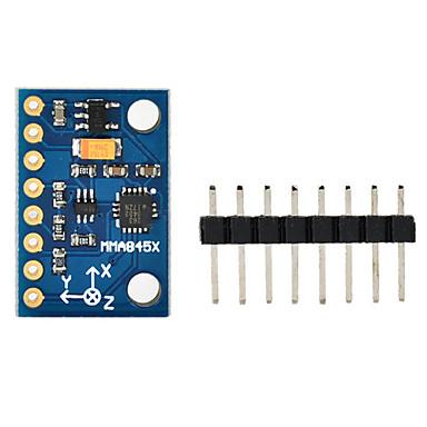 mma8452q 14-bittinen kolmen akselin digitaalinen kiihtyvyys kallistus anturimoduulin