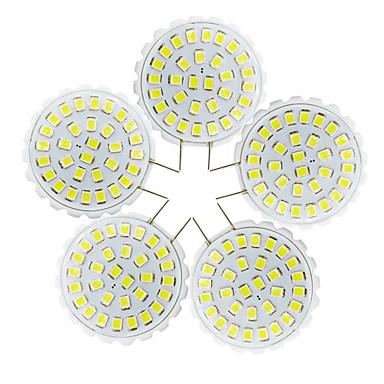 YWXLIGHT® 5pçs 2W 200-300lm Luminárias de LED  Duplo-Pin T 31 Contas LED SMD 2835 Branco Quente Branco Frio 110-130V