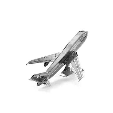 3D - Puzzle Modellbausätze Spielzeuge Flugzeug Edelstahl Unisex Stücke