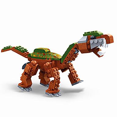 Blocos de Construir Brinquedos de Montar pçs tiranossauro Pato Dinossauro Fun & Whimsical Unisexo Brinquedos Dom