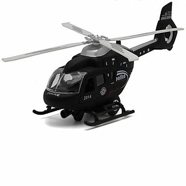 Brinquedos Brinquedos de Montar Helicóptero Brinquedos Simulação Aeronave Eagle Helicóptero Liga de Metal Metal Peças Unisexo Dom