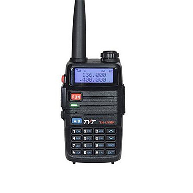 TYT TYT TH-UV8R Vysílačka Do ruky VOX Dual Band CTCSS/CDCSS LCD FM rádio 5KM-10KM 5KM-10KM 128*2 Vysílačka Dvoukanálové rádio