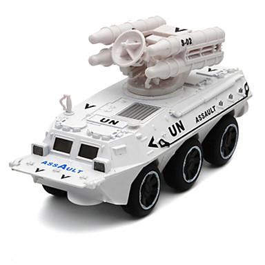 Tanque Caminhões & Veículos de Construção Civil Carros de Brinquedo 1:24 Liga de Metal Unisexo Crianças Brinquedos Dom