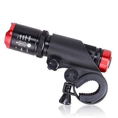 LED taskulamput LED 240 lm 3 Tila Valot Pyöräily Musta Hopea Punainen Sininen Random värit