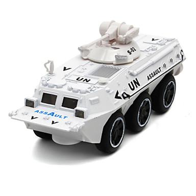 Tanque Caminhões & Veículos de Construção Civil Carros de Brinquedo 1:24 Simulação Liga de Metal Unisexo Crianças Brinquedos Dom