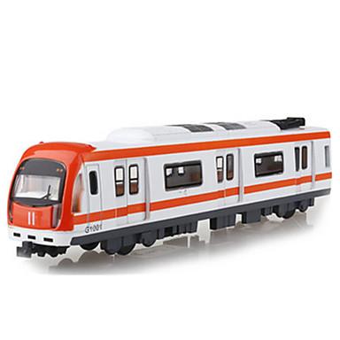 Carrinhos de Fricção Trem Brinquedos Cauda Metal Peças Unisexo Dom