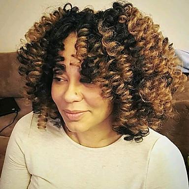 Clássico 100% cabelo kanekalon Alta qualidade Extensões de Cabelo Natural Tranças de cabelo Diário