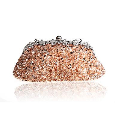 Damen Taschen Seide Abendtasche Paillette Crystal / Strass für Hochzeit Veranstaltung / Fest Normal Sport Formal Büro & Karriere Draussen