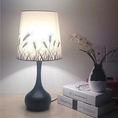 40 moderní - současný design Stolní lampa , vlastnost pro LED , s Galvanicky potažený Použití Stmívač Vypínač