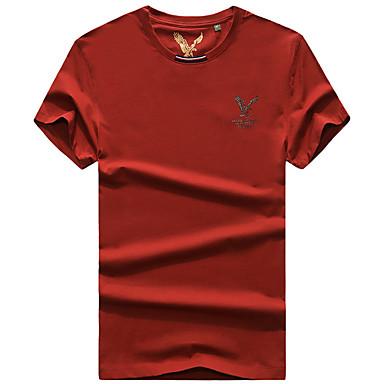 Herrn T-Shirt für Wanderer Außen Rasche Trocknung Atmungsaktiv T-shirt Oberteile Angeln