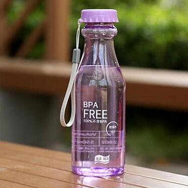 Sklenice, 500 Plast Voda Běžné nápojové potřeby