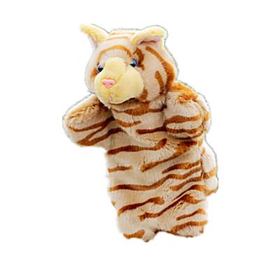 Bonecas Brinquedos Animal Tecido Felpudo Crianças Peças