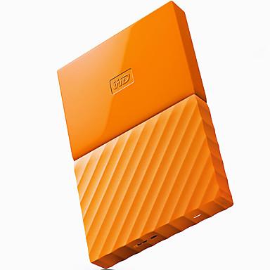 WD wdbynn0010bbl-cesn uusi passi 1TB 2,5 tuuman mobiili kiintolevy