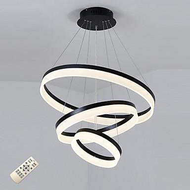 Módní a moderní Vestavná montáž Pro Obývací pokoj Ložnice Jídelna studovna či kancelář Herní pokoj AC 220-240V Žárovka je zahrnuta v ceně.