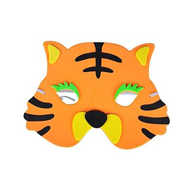 Urlaubszubehör Halloween-Masken Tiermaske Zeichentrickmaske Spielzeuge Horror-Theme Unisex Stücke