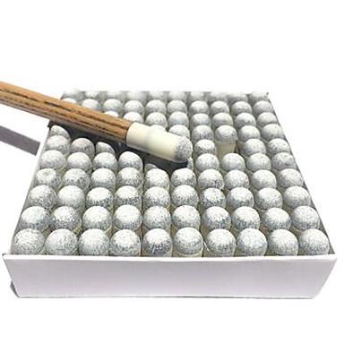 Cue Sticks & Zubehör Cue Tipp Snooker Blau Aufbewahrungshülle inklusive Stoßfest Größe S