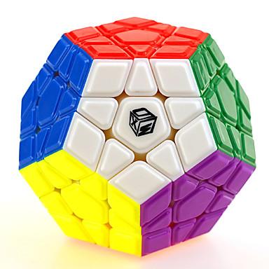 Rubik's Cube QI YI Warrior MegaMinx 3*3*3 Cubo Macio de Velocidade Cubos mágicos Cubo Mágico Outros Dom Unisexo