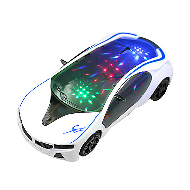 Brinquedos Carro de Corrida Brinquedos Elétrico Carro Plásticos Peças Crianças Dom