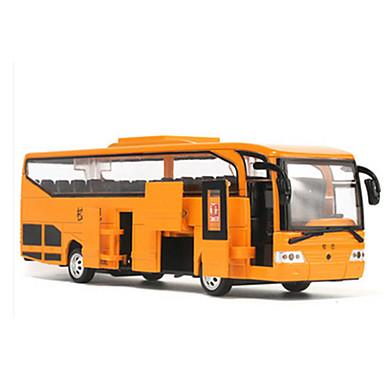 MZ Leluautot Linja-auto Auto / Linja-auto LED-valo / Simulointi / Musiikki ja valo Unisex