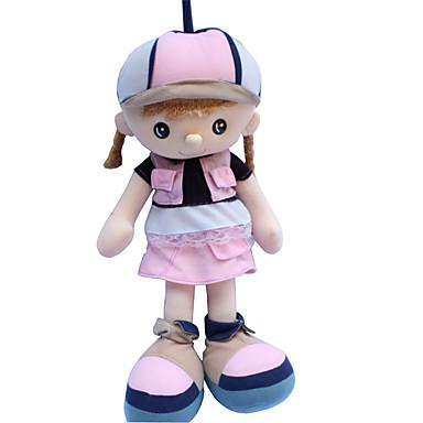 Mädchen Puppe Niedlich Große Größe Zeichentrick lieblich Stoff Kinder Mädchen