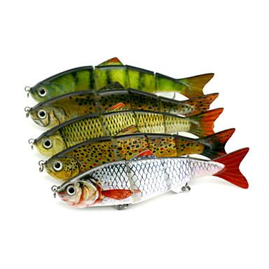5 kpl Jerkbaits Minnow g/Unssi mm tuumaMerikalastus Hyrräkelaus Virvelöinti Makean veden kalastus Ahvenen kalastus Viehekalastus Yleinen