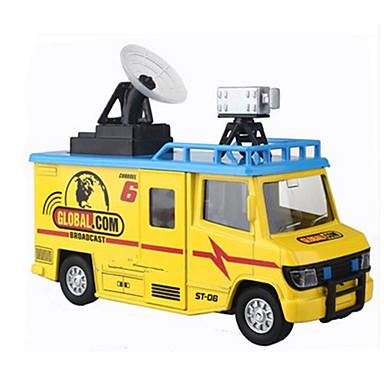Carros de Brinquedo Modelo de Automóvel Carrinhos de Fricção Veículo Militar Cauda Música e luz Unisexo Brinquedos Dom / Metal