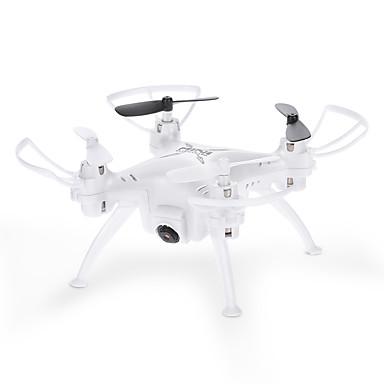 RC Drone JJRC TK106RWH 4CH 6 Eixos 2.4G Com Câmera HD Quadcópero com CR FPV Retorno Com 1 Botão Modo Espelho Inteligente Vôo Invertido
