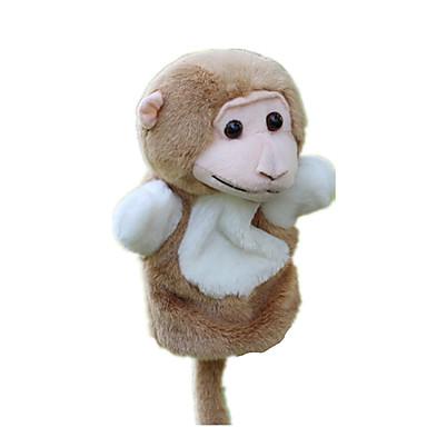 Bonecas Brinquedos Macaco Tecido Felpudo Crianças Peças