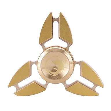Handkreisel Handspinner Spielzeuge Tri-Spinner Fokus Spielzeug Lindert ADD, ADHD, Angst, Autismus Stress und Angst Relief Büro